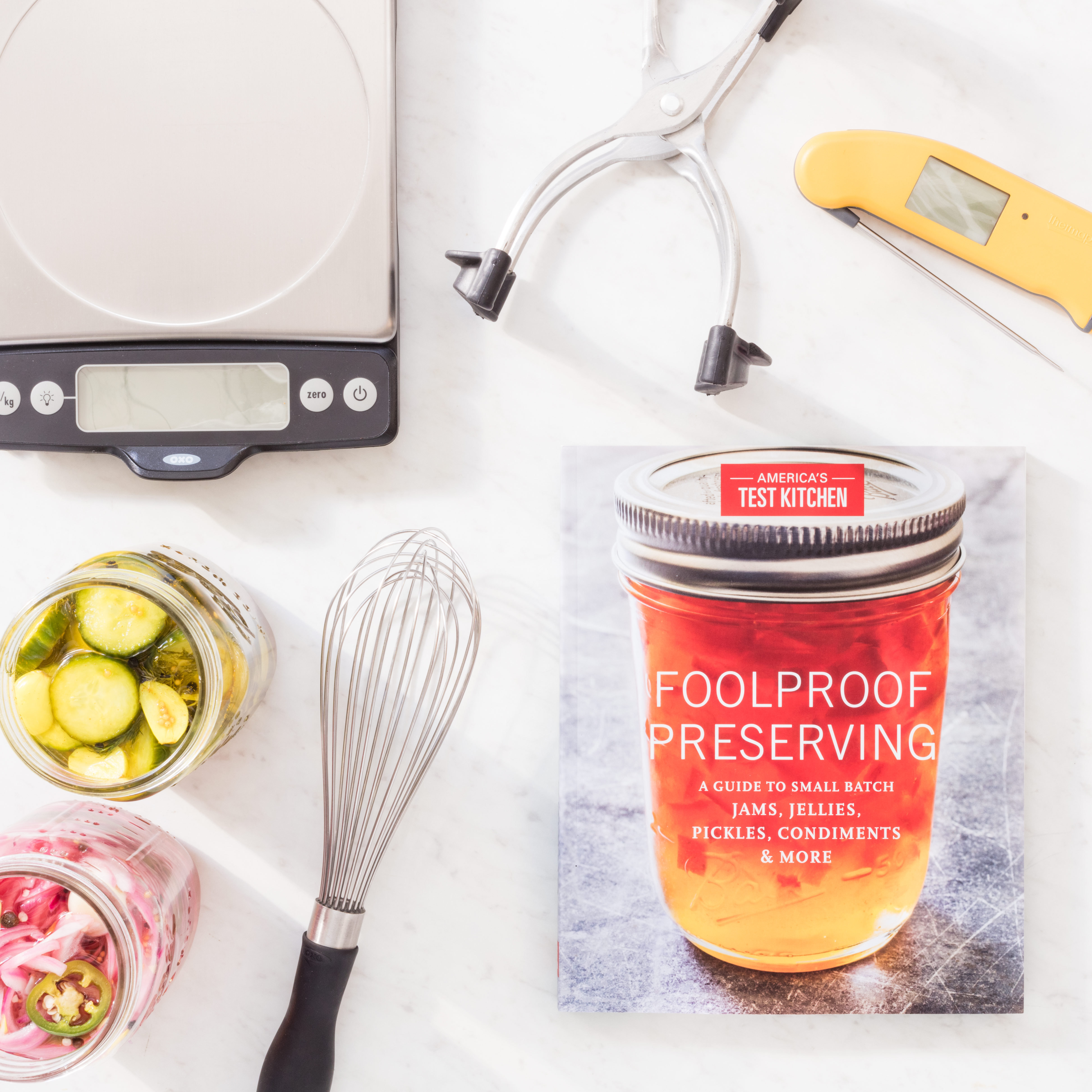 Foolproof Preserving – A Guide to Small Batch Jams, Jellies, Pickles ...
